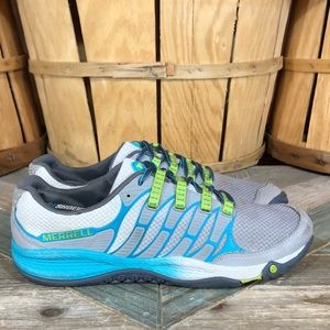 Merrell All Out Fuse Trail Minimalist Running Shoe